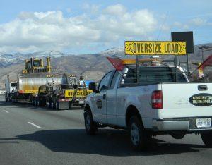 escort vehicle
