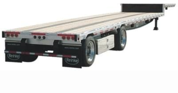 Step Deck Trailer >> Step Deck Drop Deck Trailer Overweight Permits