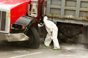 Read more about the article Tanker Truck Spills Liquid Asphalt on Roadway for 14 Miles