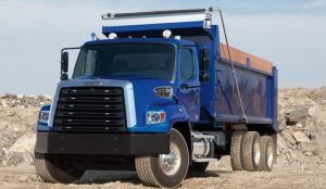 Read more about the article Freightliner And Their 108SD is a Heavy Duty Truck Through Muck!