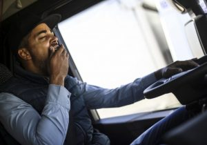 Sleep Apnea Is En Route To Regulation For Truckers On The Road