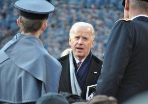 President Joe Biden Pays A Visit To The Mack Plant